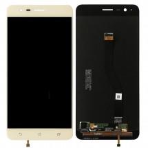 Pantalla LCD y Táctil color dorado para Asus Zenfone 3 Zoom ZE553KL