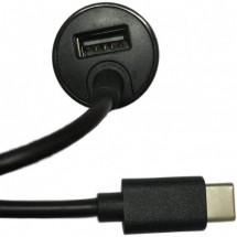 Cargador mechero coche 2 en 1 de 5v/3.1A - 5v/2.1A para consola Nintendo Switch