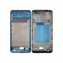 Marco frontal display color negro para Huawei Mate 10 Lite