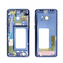 Chasis intermedio marco color Azul para Samsung Galaxy S9 Plus G965F