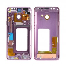 Chasis intermedio color Púrpura / Lila para Samsung Galaxy S9 Plus G965F