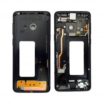 Chasis marco intermedio color negro para Samsung Galaxy S9 G960F