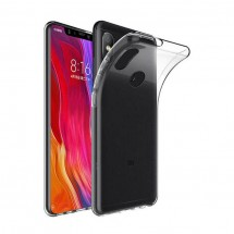 Funda TPU Silicona Transparente para Xiaomi Mi8 SE / Mi 8 SE