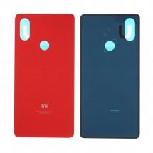 Tapa trasera color rojo para Xiaomi Mi8 SE / Mi 8 SE