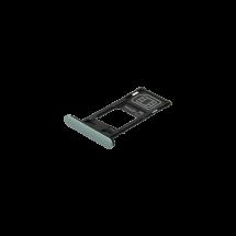 Bandeja porta tarjeta SIM y MicroSD color Verde para Sony Xperia XZ2 Compact