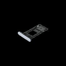 Bandeja porta tarjeta SIM y MicroSD color negro para Sony Xperia XZ2 Compact