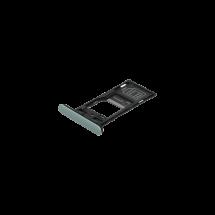 Bandeja porta tarjeta SIM y MicroSD color ver para Sony Xperia XZ2 Compact Dual