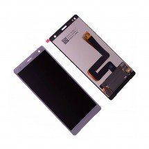 Pantalla completa LCD y táctil color rosa para Sony Xperia XZ2