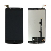Pantalla LCD y táctil color negro para BQ Aquaris V Plus