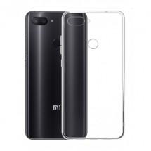 Funda TPU Silicona Transparente para Xiaomi Mi8 Lite / Mi 8 Lite