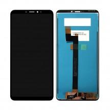 Pantalla completa LCD y táctil color negro para Xiaomi Mi Max 3