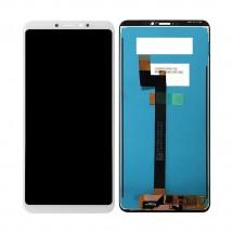 Pantalla completa LCD y táctil color blanco para Xiaomi Mi Max 3