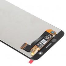 Pantalla LCD y táctil color gris / silver para Samsung Galaxy J7 2018 737