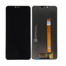 Pantalla completa LCD y táctil color negro para Oppo A5