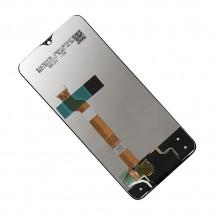 Pantalla completa LCD y táctil color negro para Oppo F9