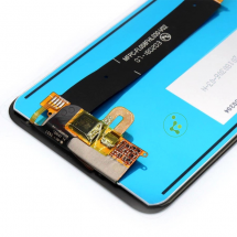 Pantalla completa LCD y táctil color negro para Nokia X6 2018
