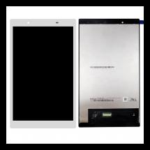 Pantalla LCD y táctil color blanco para Lenovo Tab4 TB-8504 - TB-8504X