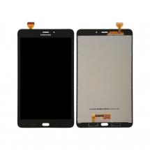 "Pantalla completa LCD y táctil color negro para Samsung Galaxy Tab A 8.0"" T385 4G"