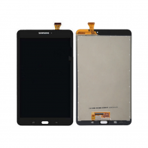 "Pantalla completa LCD y táctil color negro para Samsung Galaxy Tab E 8"" T377 Wifi"