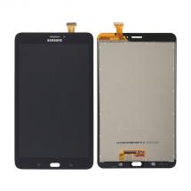 "Pantalla completa LCD y táctil color negro para Samsung Galaxy Tab E 8"" T3777 4G"