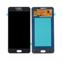 Pantalla completa LCD y táctil color negro para Samsung Galaxy C7 Pro (C7010)