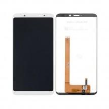 Repuesto de Pantalla completa LCD y Táctil color blanco para Wiko View XL