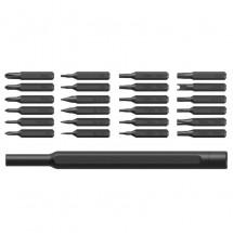 Kit destornilladores 24 en 1 magnéticos Xiaomi Mijia Wiha JXLSD01XH gran calidad