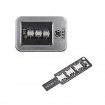 Placa testeo prueba señal IP tarjeta Sim 3 en 1 para iPhone / iPad