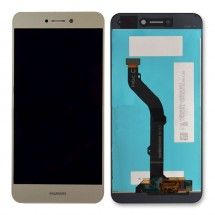 Pantalla LCD y táctil color Dorado para Huawei P8 Lite 2017