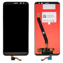Pantalla LCD y táctil color negro para Huawei Mate 10 Lite
