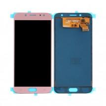 Pantalla LCD y táctil color rosa para Samsung Galaxy J7 J730F (2017)