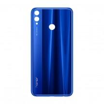 Carcasa tapa trasera color azul para Huawei Honor 8X