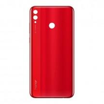 Carcasa tapa trasera color rojo para Huawei Honor 8X