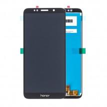 Pantalla completa LCD y táctil color negro para Huawei Honor 7S