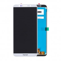 Pantalla completa LCD y táctil color blanco para Huawei Honor 7S
