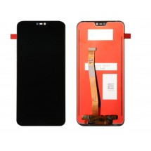 Pantalla LCD y táctil color negro para Huawei P20 Lite