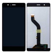 Pantalla LCD mas tactil color negro para Huawei Ascend P9 Lite