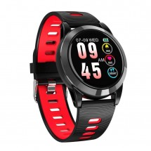 Reloj inteligente Smartwatch R15 - Sumergible - Notificaciones - elige color