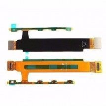 Flex botones laterales Sony Xperia T3 (Desmontaje)