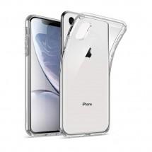 Funda TPU Silicona Transparente para iPhone XR