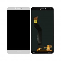 Pantalla completa LD y táctil color Blanco para Huawei Honor Note 8