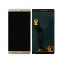 Pantalla completa LD y táctil color Dorado para Huawei Honor Note 8