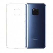 Funda TPU silicona transparente para Huawei Mate 20 Pro