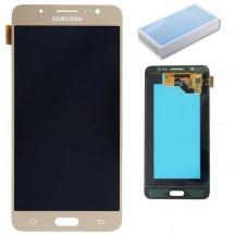 Pantalla ORIGINAL Service Pack LCD mas táctil color dorado para Samsung Galaxy J5 J510F (2016)