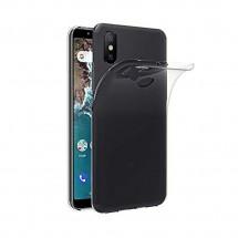 FundaTPU Silicona Transparente para Xiaomi Mi A2