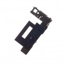 Carcasa intermedia trasera con antena NFC para LG Q6 M700A