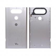 Tapa trasera color silver para LG V20 H990 LS997 US996