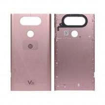 Tapa trasera color rosa para LG V20 H990 LS997 US996