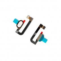 Flex botón lector huella Touch id color Dorado para Motorola Moto G5S Plus XT1803  XT1804  XT1605  XT1606