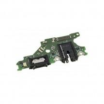 Placa conector de carga con micrófono y jack audio para Huawei Mate 20 Lite